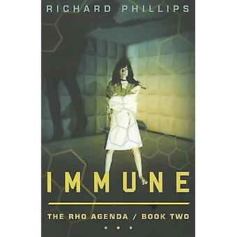 The Rho Agenda - Book 2 - Immune by Richard Phillips - 9781612184944 Bo