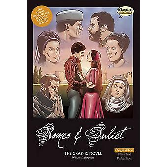 Romeo and Juliet - The Graphic Novel by William Shakespeare - Clive Br