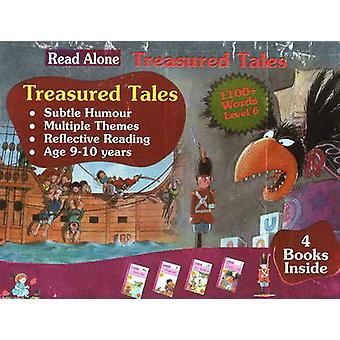 Read Alone Treasured Tales - 1100+ Words - Level 6 by Sterling Publishe