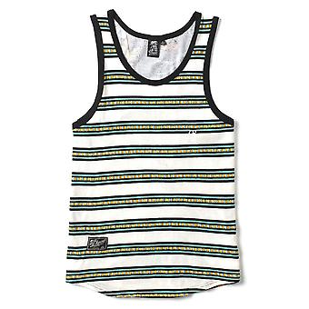 Lrg Mozambeezy Tank Top Off White