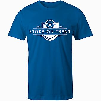 Port Vale 1876 Established Badge Kids Football T-Shirt