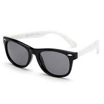 Boolavard TPEE Gummi Flexible Kinder polarisierte Sonnenbrille Alter 3-10