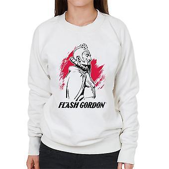 Flash Gordon Ming Montage Women's Sweatshirt