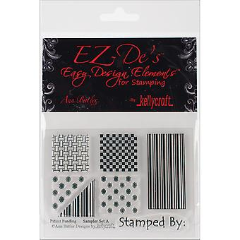 Ez De's Clear Stamps 3
