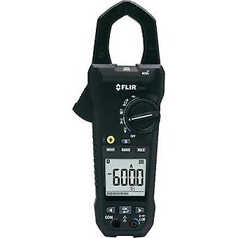 Current clamp, Handheld multimeter digital FLIR CM83 Calibrated to: Manufacturer standards CAT III 1000 V