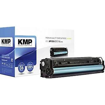 KMP Toner cartridge replaced HP 131A, CF211A Compatible Cyan 1800 pages H-T172