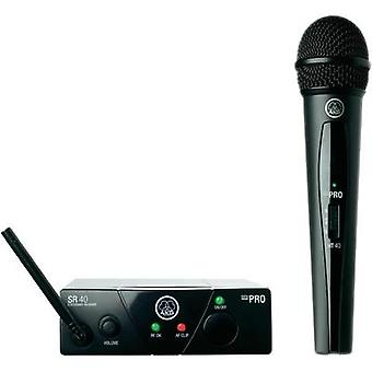 Wireless microphone set AKG WMS40 Transfer type:Radio