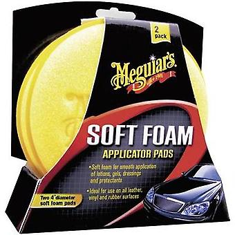 Soft foam applicator pad sponges Meguiars 650012 2 pc(s)