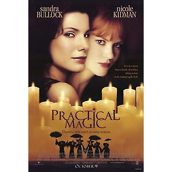 Practical Magic Movie Poster (11 x 17)