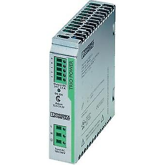 Phoenix Contact TRIO-PS/1AC/24DC/2.5 DIN Rail Power Supply 24Vdc 2.5A 60W, 1-Phase