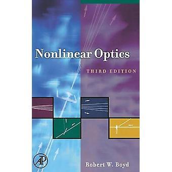 Nonlinear optiikka mukaan Boyd & Robert W.