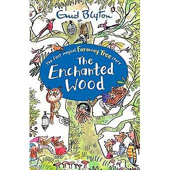 Enchanted Wood von Enid Blyton