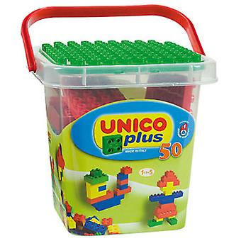 Unico Plus Cube With 50 Pieces