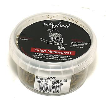 Mayfield Mealworms 225ml (Pack of 6)