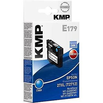 KMP Ink replaced Epson T2712, 27XL Compatible Cya
