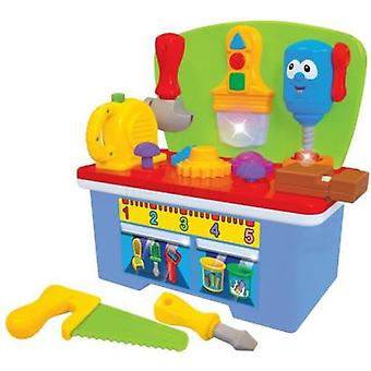 Kiddieland Bank Work Light And Sound (Toys , Home And Professions , Professions)