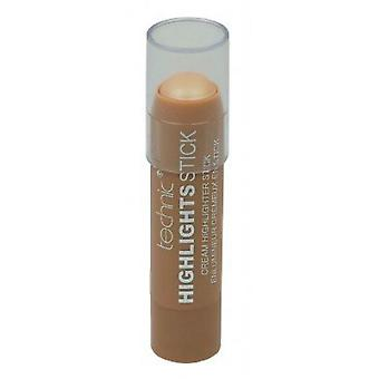 Technic Highlights crema Stick bronzo