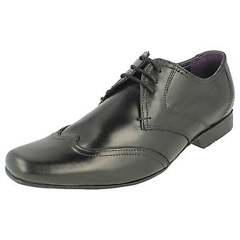 Mens Lambretta Formal Leather Shoes 209621