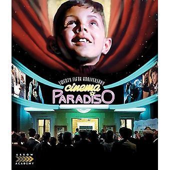 Cinema Paradiso [Blu-ray] USA importerer