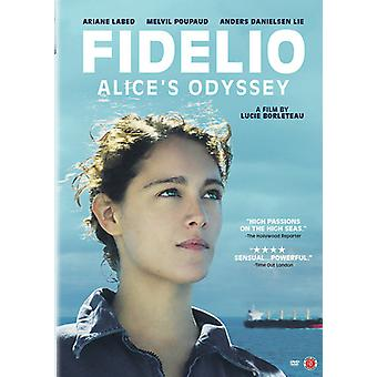 Fidelio: Alice's Odyssey [DVD] USA import