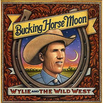 Wylie & Wild West - Bucking hest månen [CD] USA Importer