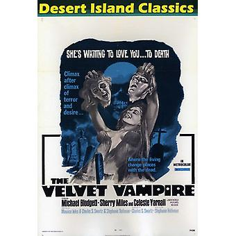 Velvet Vampire [DVD] USA import