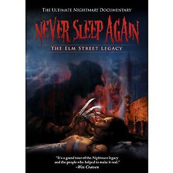 Never Sleep Again: Elm Street Legacy [DVD] USA import