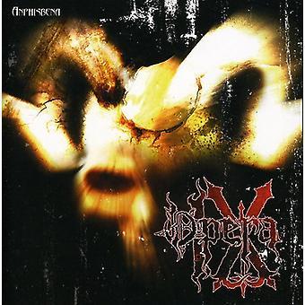 Opera 9 - Anphisbena [CD] USA import