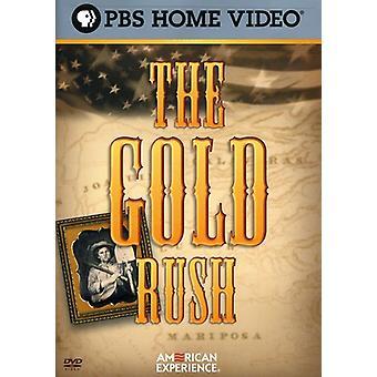 Der Goldrausch [DVD] USA import