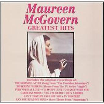 Maureen McGovern - Greatest Hits [CD] USA import