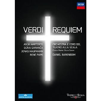 G. Verdi - import USA Requiem [DVD]