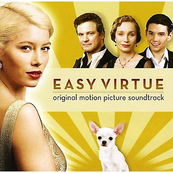 Various Artists - Easy Virtue [CD] USA import