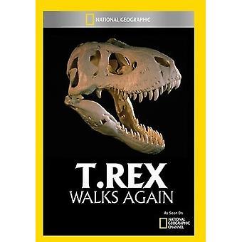 T-Rex Spaziergänge wieder [DVD] USA import