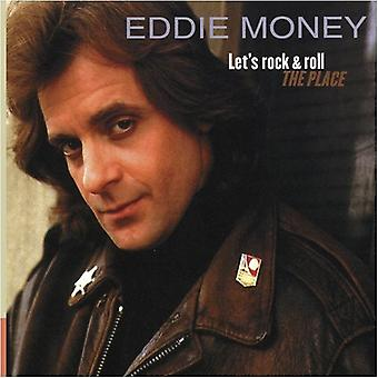 Eddie Money - låt oss Rock & rulla plats [CD] USA import