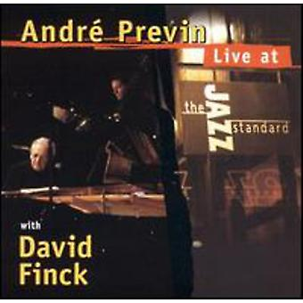 Andre Previn - Live at the Jazz Standard [CD] USA import