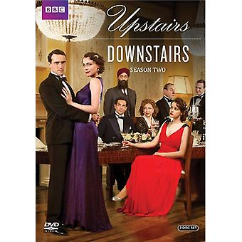 Upstairs Downstairs - Upstairs Downstairs: Season 2 [DVD] USA import