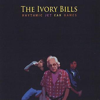 Ivory Bills - Rhythmic Jet Ear Games [CD] USA import