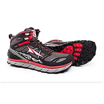 Altra Lone Peak 3.0 Neoshell Mid Mens Running Shoes Red