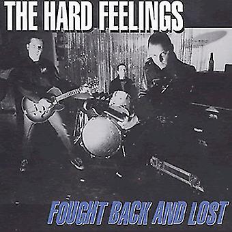 Hard Feelings - kæmpede tilbage & Lost [CD] USA importerer