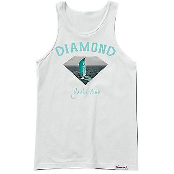 Diamant Supply Co OG Yachtclub Tank Top weiß