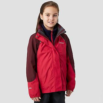 Berghaus Girl's Carrock 3 in 1 jas