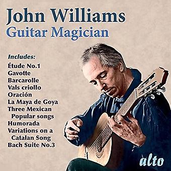 John Williams - gitarr trollkarl [CD] USA import