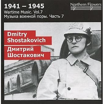 St.Petersburg State Academic symfoni Orcehstra - krigstid musik 7 - D. Sjostakovitj [CD] USA importerer