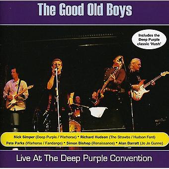 Gode gamle drenge - Live på dyb lilla konventionen [CD] USA importen