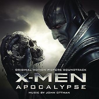 John Ottman - X-mænd: Apocalypse (Score) / O.S.T. [CD] USA import