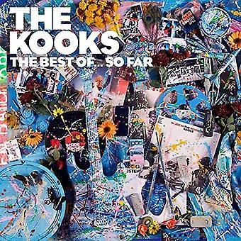 Kooks - bedste af [CD] USA importerer