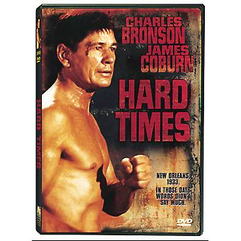 Hard Times [DVD] USA import