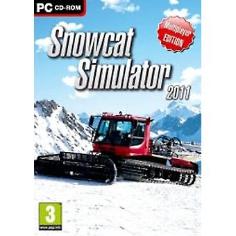 SNOWCAT Simulator 2011 (PC) (huragan)