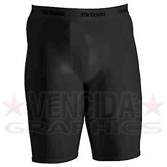 McDAVID deluxe compression shorts [black]