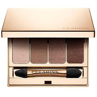 Clarins 4 Colors eyeshadow palette (Make-up , Ogen , Oogschaduw)